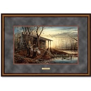 WildWings Morning Retreat by Terry Redlin Framed Painting Print