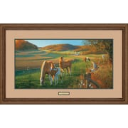 WildWings God's Country by Michael Sieve Framed Painting Print