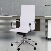 AdecoTrading Mid-Back Mesh Desk Chair