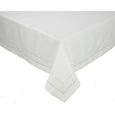 Xia Home Fashions Easy Care Tablecloth; 84'' W x 60'' L