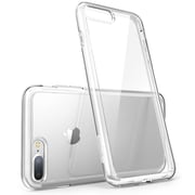 i-Blason Apple iPhone 7 Plus Halo Series Scratch Resistant Clear Case - Clear (752454313204)