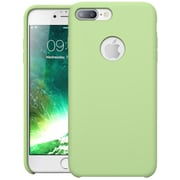 i-Blason Apple iPhone 7 Plus Flexible Silicone Case - Green (752454313853)