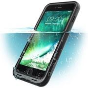 i-Blason Apple iPhone 7 Plus Waterproof Fullbody Protection Case with Screen - Black (752454313167)