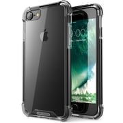 i-Blason Apple iPhone 7 Shockproof Series Case - Black (752454313761)