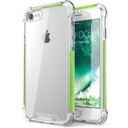 i-Blason Apple iPhone 7 Shockproof Series Case - Green (752454313785)