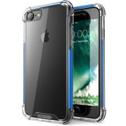 i-Blason Apple iPhone 7 Shockproof Series Case - Blue (752454313808)