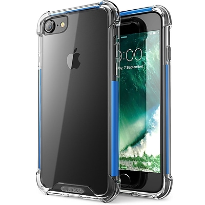 i-Blason Apple iPhone 7 Shockproof Series Case - Blue (752454313808)