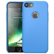 i-Blason Apple iPhone 7 Flexible Silicone Case - Blue (752454313730)