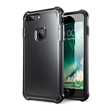 i-Blason Apple iPhone 7 Venom Series Hybrid Ultra Slim Case - Metallic Gray (752454312702)