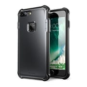 i-Blason Apple iPhone 7 Plus Venom Series Hybrid Ultra Slim Case - Metallic Gray (752454313181)