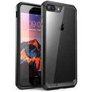 SUPCASE Apple iPhone 7 Plus Unicorn Beetle Series Hybrid Case - Clear/Black/Black (752454313334)