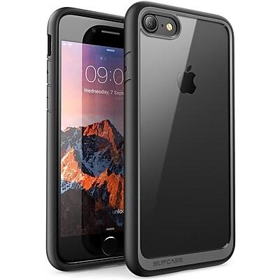 SUPCASE Apple iPhone 7 Unicorn Beetle Style Series Hybrid Clear Case - Black (752454313600)
