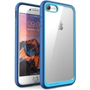 SUPCASE Apple iPhone 7 Unicorn Beetle Style Series Hybrid Clear Case - Navy (752454313631)