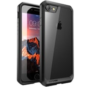 SUPCASE Apple iPhone 7 Unicorn Beetle Series Hybrid Case - Clear/Black/Black (752454312856)