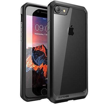 SUPCASE Apple iPhone 7 Unicorn Beetle Series Hybrid Case - Clear/Black/Black (752454312856)