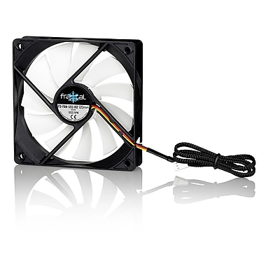 Fractal Design – Ventilateur de boîtier Silent Series R2, 120 mm (FD-FAN-SSR2-120)