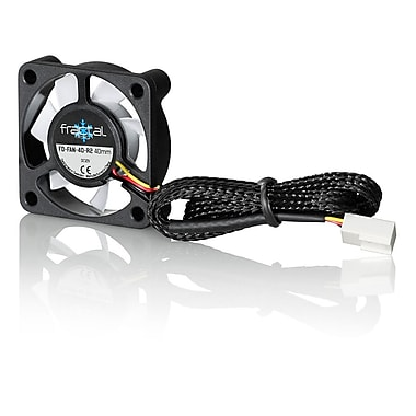 Fractal Design Silent Series R2 Fan, 40 mm (FD-FAN-SSR2-40)