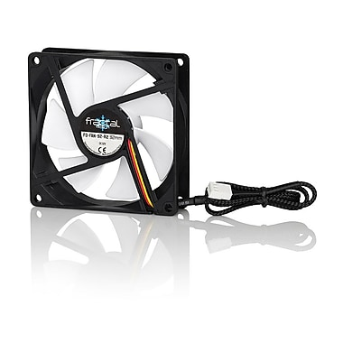 Fractal Design – Ventilateur de boîtier Silent Series R2, 92 mm (FD-FAN-SSR2-92)