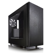 Fractal Design Define S Black Window Computer Case (FD-CA-DEF-S-BK-W)