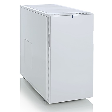 Fractal Design Define R5 White Computer Case (FD-CA-DEF-R5-WT)