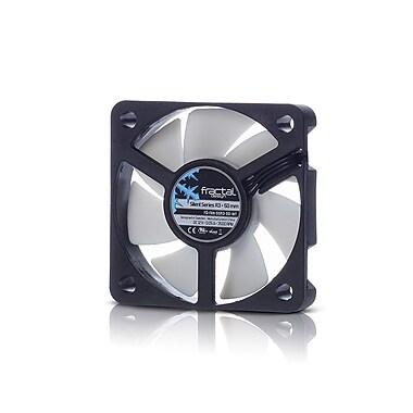 Fractal Design – Ventilateur de boîtier Silent Series R3, 50 mm (FD-FAN-SSR3-50-WT)