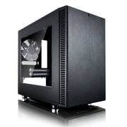 Fractal Design Define Nano S Window Computer Case (DEF-NANO-S-BK-W)