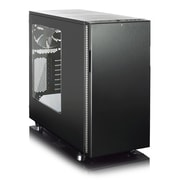 Fractal Design Define R5 Blackout Silent Window Computer Case (FD-CA-DEF-R5-BKO-W)