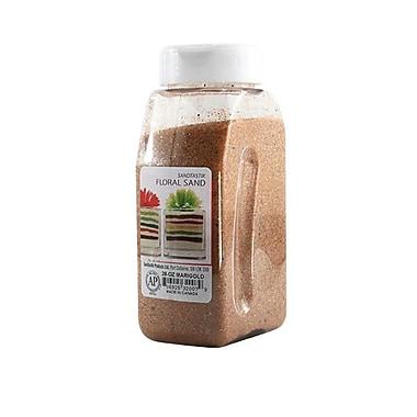 Sandtastik® Floral Coloured Sand, 28 oz (795 g) Bottle, Marigold
