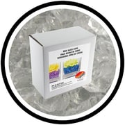 Sandtastik® Coloured ICE Gems, 20 lb