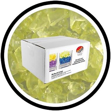 Sandtastik® Coloured ICE Gems, 10 lb, Light Yellow, 3/Pack
