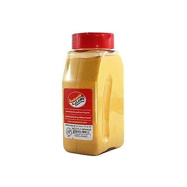 Sandtastik® Classic Coloured Sand, 28 oz (795 g) Bottle, Fluorescent Orange
