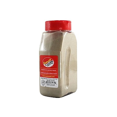 Sandtastik Classic Coloured Sand, 28 oz (795 g) Bottle, Latte, 8/Pack
