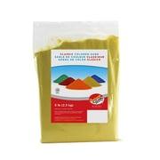Sandtastik® Classic Coloured Sand, 5 lb (2.3 kg) Bag, Yellow