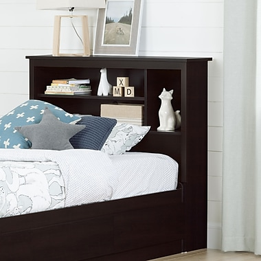 South Shore Vito Twin Bookcase Headboard (39