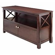 Winsome Xola 40643 Cappuccino TV Stand