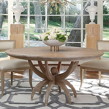 Global Views Klismos Dining Table