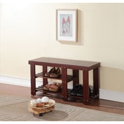 ACME Furniture Roy Storage Entryway Bench