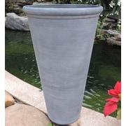Griffith Creek Designs Fiber Clay Pot Planter; 27.6'' H x 10.1'' W x 16.1'' D