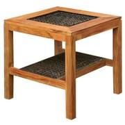 ChicTeak Java Side Table