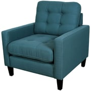 Porter International Designs Harlow Tufted Arm Chair