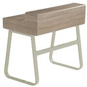 Inland ProHT Writing Desk; Light Oak