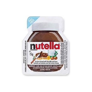Nutella – Paquets individuels, 15 g, 120/paquet