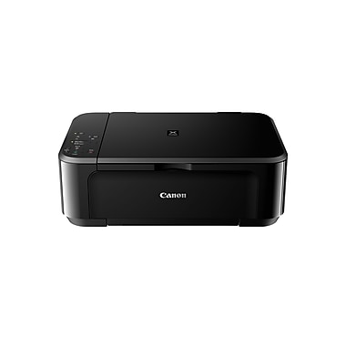 Canon PIXMA MG3620 Photo All-in-One Inkjet Printer, 9.9 ipm, WiFi, Black (0515C003)