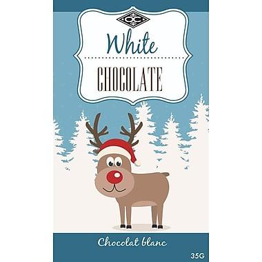Orange Crate – Chocolat chaud au chocolat blanc 35 g, OC12335, emballage-portion, 24/paquet