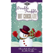 Orange Crate – Chocolat chaud au double truffe 35 g, OC12338, emballage-portion, 24/paquet