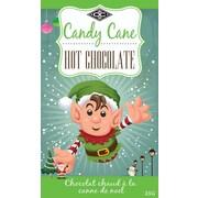 Orange Crate – Chocolat chaud à la canne de Noël 35 g, OC12327, emballage-portion, 24/paquet