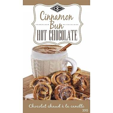 Orange Crate – Chocolat chaud à la cannelle 35 g, OC12332, emballage-portion, 24/paquet