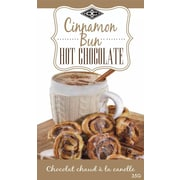 Orange Crate – Chocolat chaud à la cannelle 35 g, OC12332, emballage-portion, 24/paquet