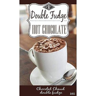Orange Crate – Chocolat chaud au double fudge 35 g, OC12330, emballage-portion, 24/paquet