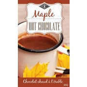 Orange Crate – Chocolat chaud à l'érable 35 g, OC12325, emballage-portion, 24/paquet
